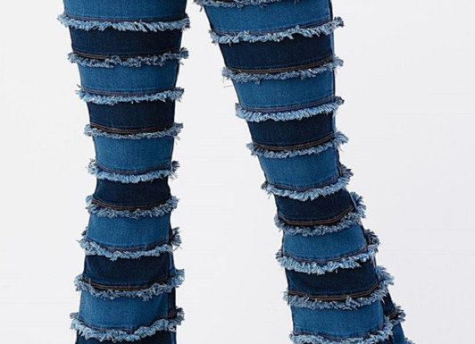 Shingle jeans dark denim (Juniors)