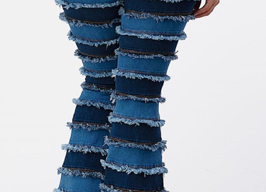 Shingle Jeans Dark Denim (Plus)