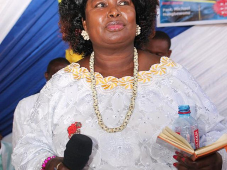 Goodbye to a Beloved Community Member: Mrs. Grace Adulai, Aged 59.
