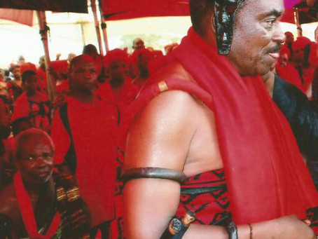 Gabusu VI: His Majesty Joins Ancestors.