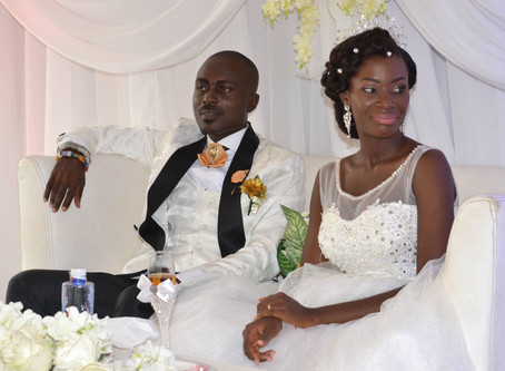 Togbega Lo I Has Tied The Knot.