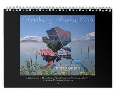 Petersburg, Alaska 2018 Calendar
