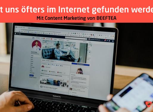 Content Marketing -BEEFTEA erweitert sein Leistungsspektrum