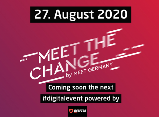 MEET THE CHANGE - The next Hybrid Event