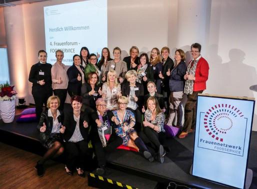 4. Frauenforum-FOODSERVICE von BEEFTEA betreut
