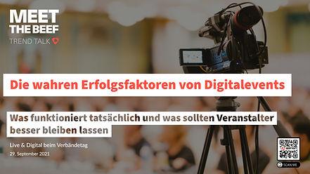 Digital Event BEEFTEA