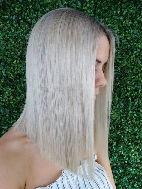 Blonde perfection for this beautiful gir