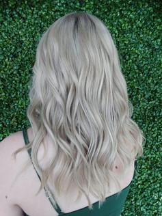 Beautiful blonde for a beautiful girl! _