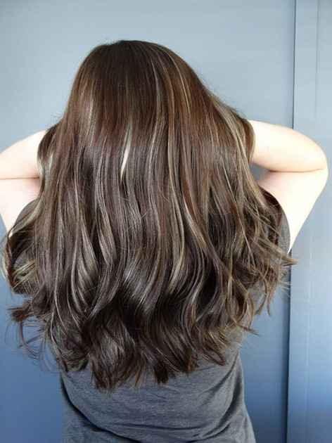 That shine and those highlights 👌🏻💜_-
