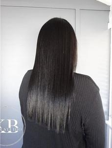 #blackhair #black #shine #shinyhair #str