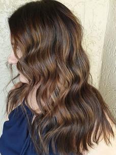 brown hair 😣 brings me soo much joy to