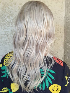 My favourite thing to do blondes + curls