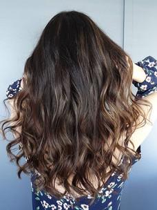 Fresh hair for the weekend!! Love a beau