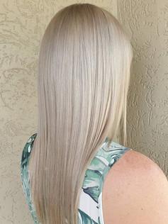 Beautiful blonde 💙💙 -_#blondebabe #blo