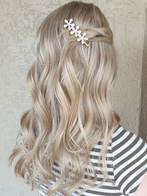 Creamy blondes and pearl clips.jpg