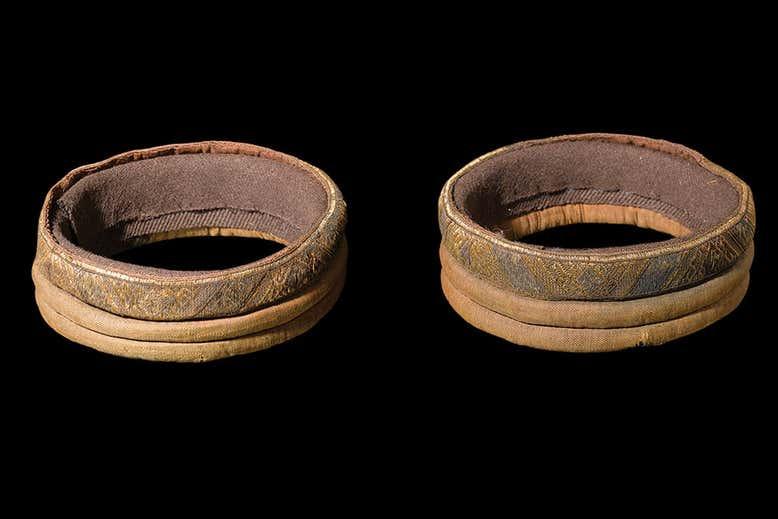 Uma pulseira viking foi redescoberta em um museu, após mais de 100 anos perdida