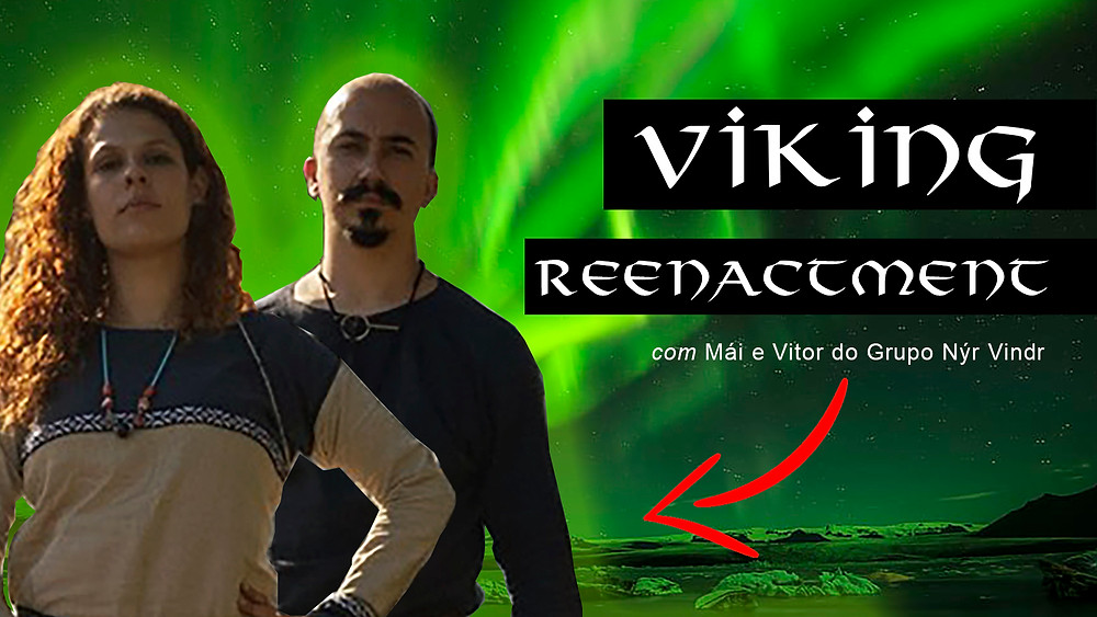 Estreou a temporada 3 do Viking Cast, o seu podcast viking