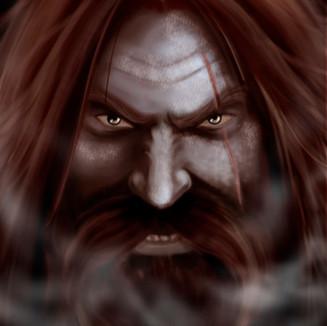 Oluap, the Warrior