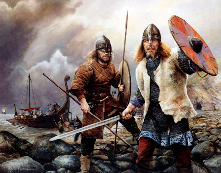 Projeto acadêmico pode iluminar a participação dos vikings na Escócia
