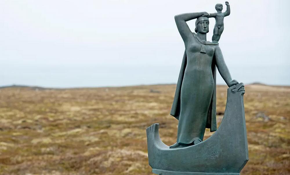 Gudrid Thorbjarnardóttie, a incrível exploradora viking