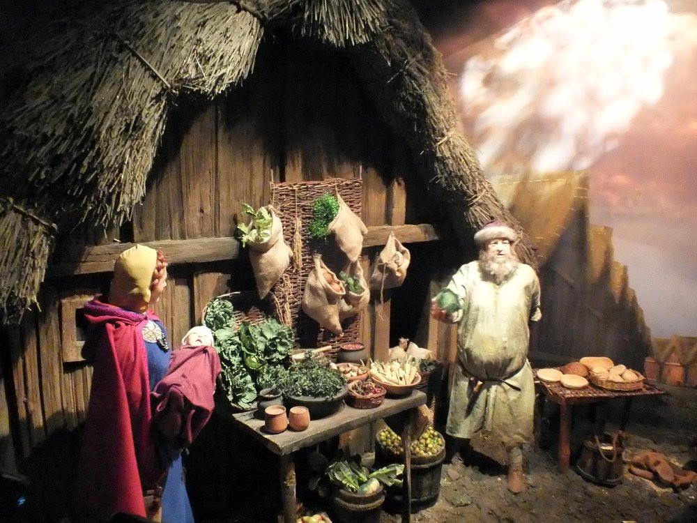 Cientistas querem recriar o cheiro da Europa Medieval