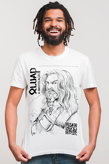 King Oluap Male T-Shirt
