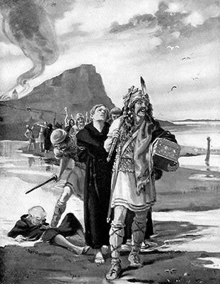 Os escravos na Era Viking: o quão prevalente eram os escravos nas sociedades vikings