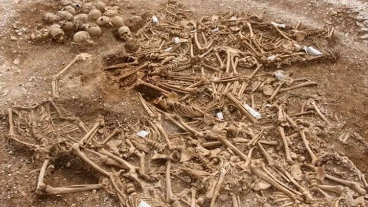 Um estudo de DNA mostrou que ser um viking era um trabalho e não algo hereditário