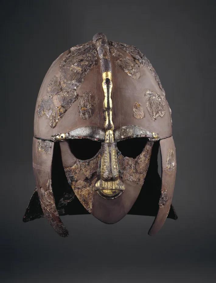 Nem só os vikings enterravam os seus navios e tesouros