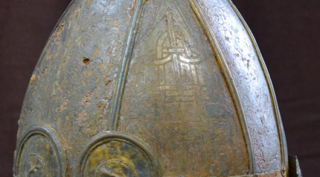 Encontrado o capacete viking de valor incomensurável que havia desaparecido na Romênia