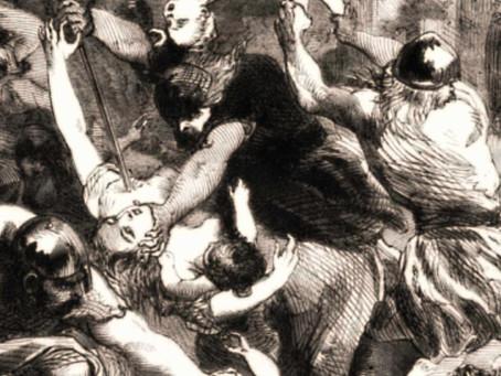 ACONTECEU EM 13 DE NOVEMBRO DE 1002: O MASSACRE QUE LEVOU OS VIKINGS A INVADIREM A INGLATERRA