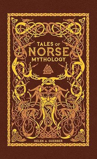 Tale of Norse Mythology - Capa Dura (couro)