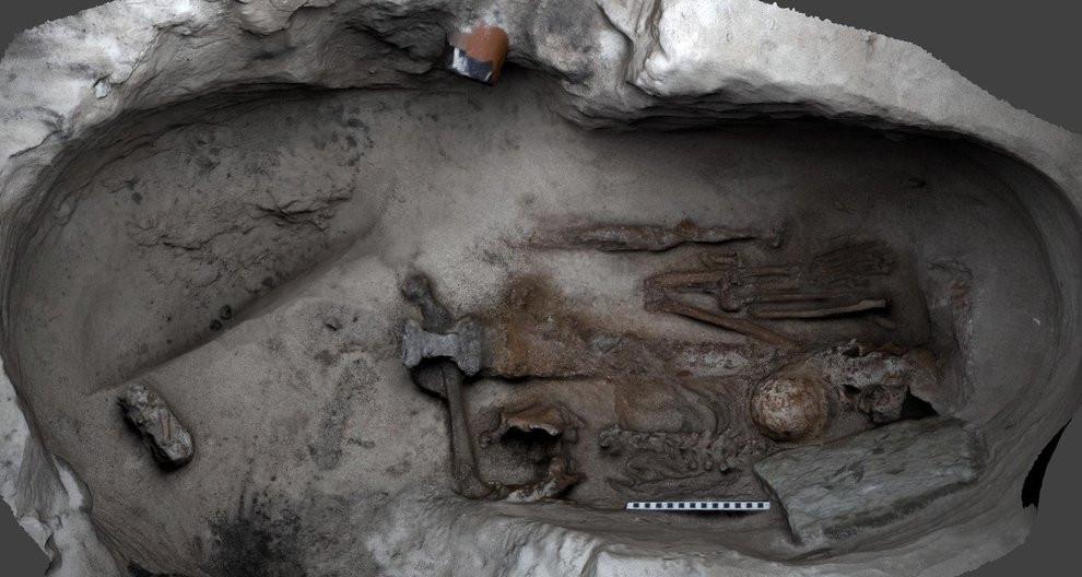 Os segredos de dois raros túmulos vikings serão revelados