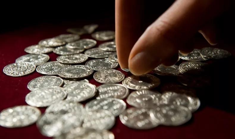 Prata, a criptomoeda da Era Viking