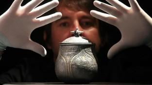 SECRETS OF VIKING-AGE HOARD REVEALED AS IT GOES ON PUBLIC DISPLAY