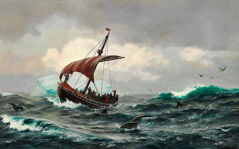 Os vikings da Groenlândia