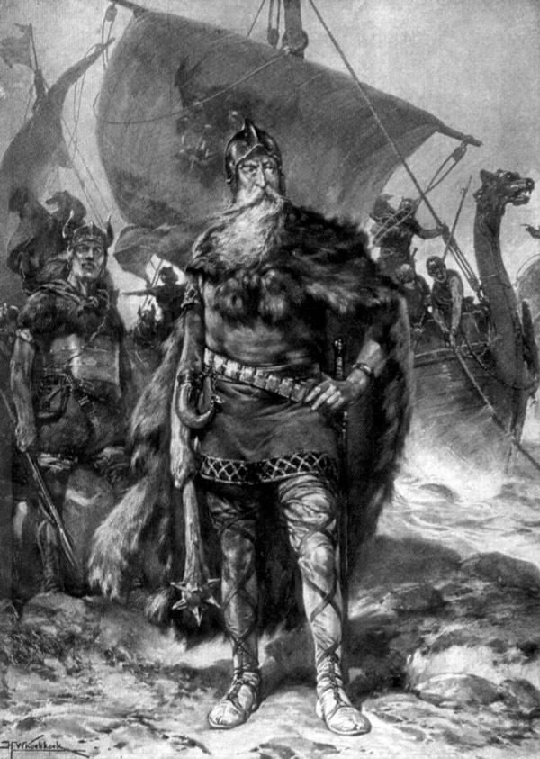 Riourik, o primeiro governante viking da Rússia, será?