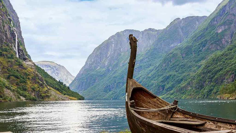 Mais informações sobre o navio viking descoberto em Edøya na Noruega