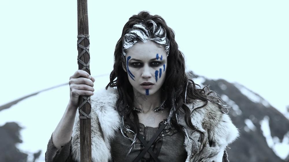 Um dos maiores guerreiros vikings da história é uma mulher