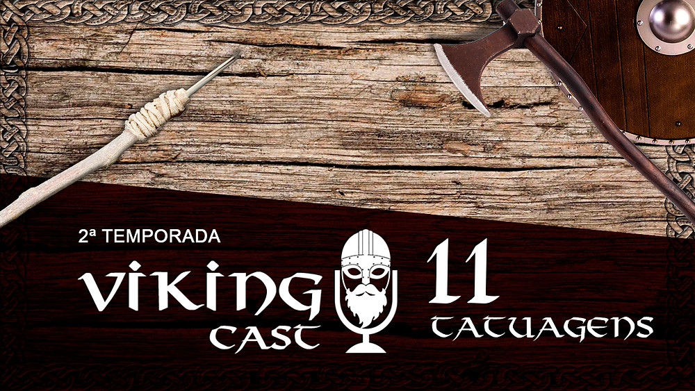 Viking Cast é na Livros Viking — entretenimento viking sem limites