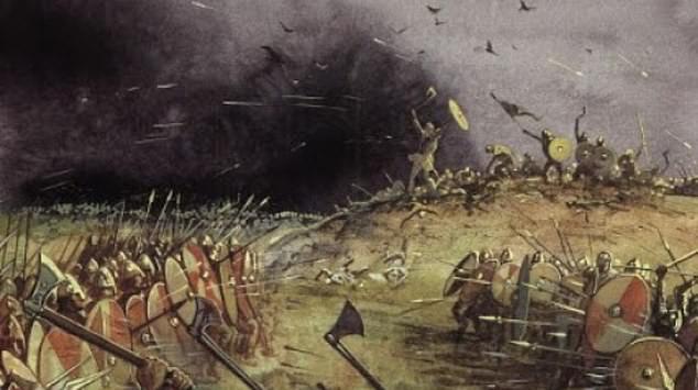 Acadêmicos identificaram o local da batalha na qual os anglo-saxões enfrentaram vikings e celtas