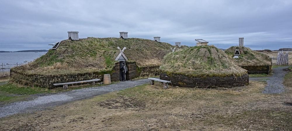 L'Anse Aux Meadows — o assentamento viking no Canadá