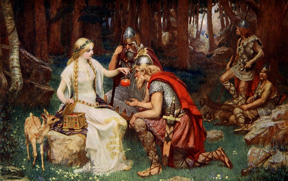 Teriam os vikings influenciado a moda na idade média?