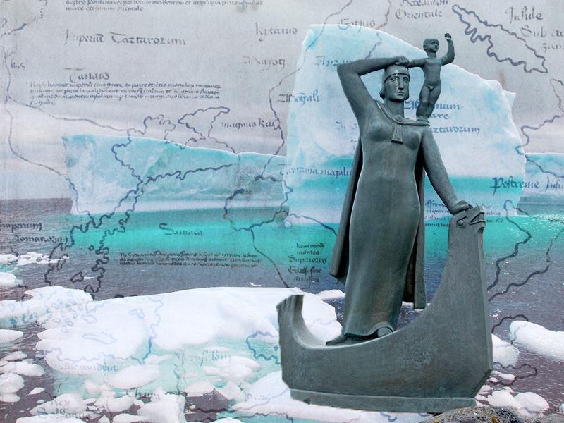 A viking Gudrid realmente viajou à América em 1000 d.C.?