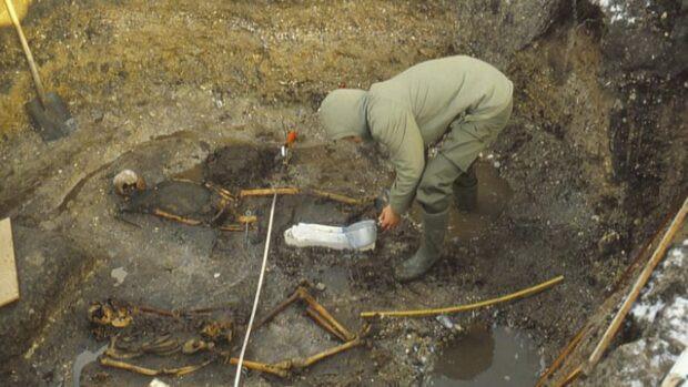 Um teste de DNA lança luz sobre um antigo assassinato viking