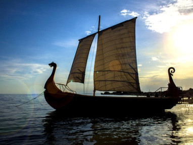 THE VIKING LONGSHIP: AN ENGINEERING MARVEL OF THE ANCIENT WORLD