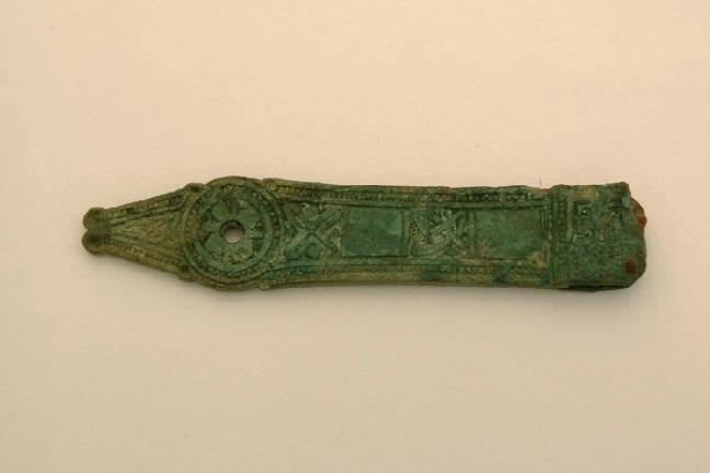 Old viking belt