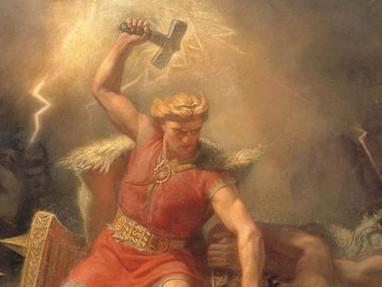 ÞÓRR FIGHTS AGAINST THE FORCES OF IGNORANCE