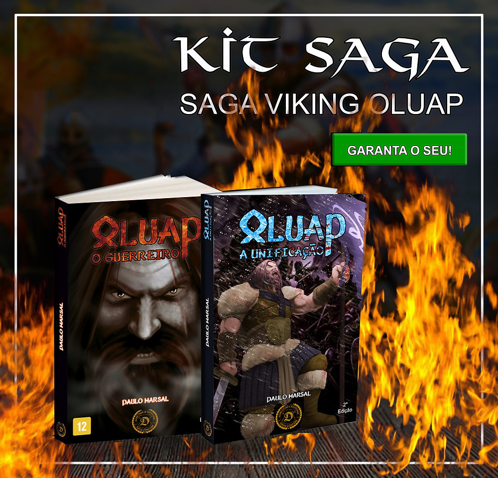 Adquira o seu Kit Saga da Saga Viking Oluap
