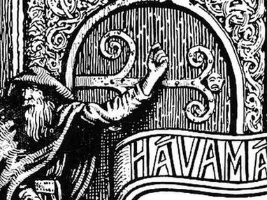 HÁVAMÁL COMPLETO EM PORTUGUÊS (TRADUZIDO DIRETAMENTE DO NÓRDICO ANTIGO)